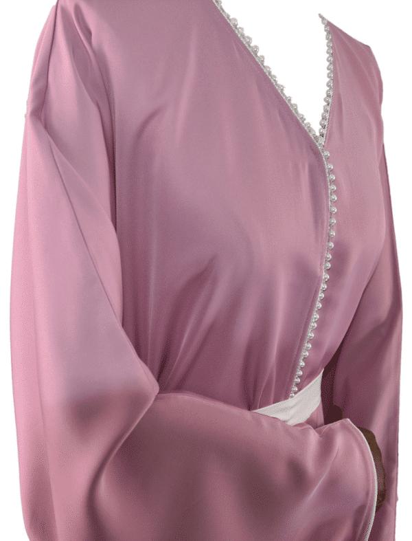 ABAYA KIMONO SWEETY ROSE Ma-Abaya