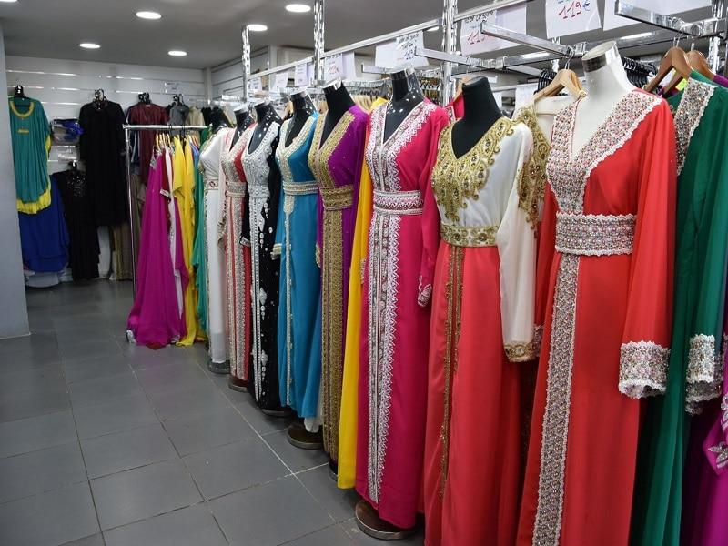 Abayas Dubaï Mall Ma-Abaya 1