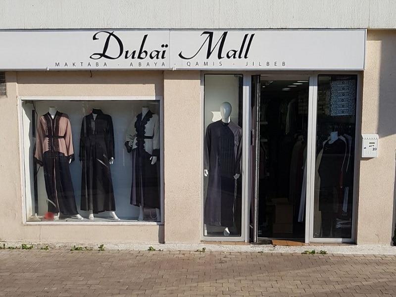 Dubaï Mall Gennevilliers Ma-Abaya